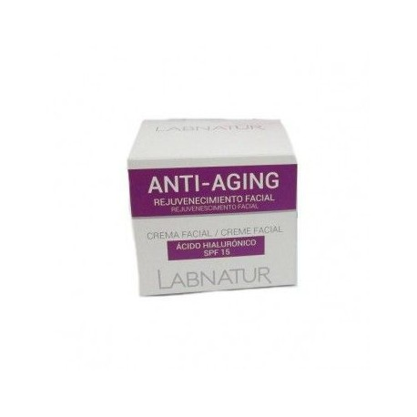 ANTI-AGING Crema Facial Anti Edad 50ml SyS
