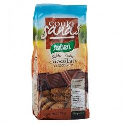 Galletas Cooki Sanas de chocolate 150 gr Santiveri