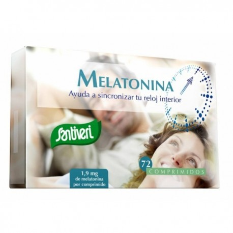 Melatonina - Santiveri - 60 comprimidos