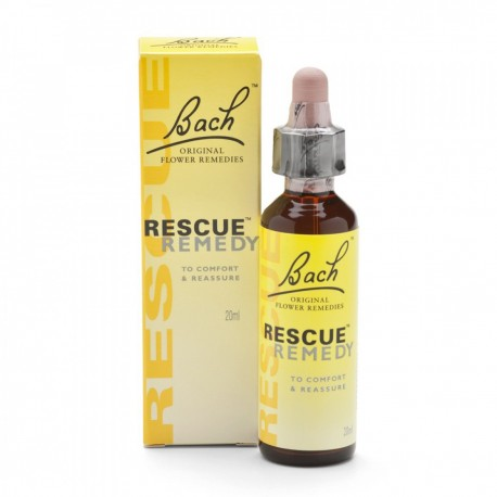 Rescue Remedy 20 ml Original Bach Flowers