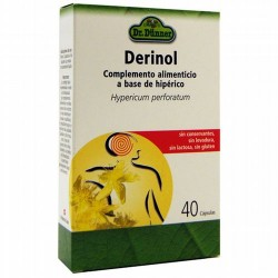 Derinol 40 Cápsulas Dr. Dünner