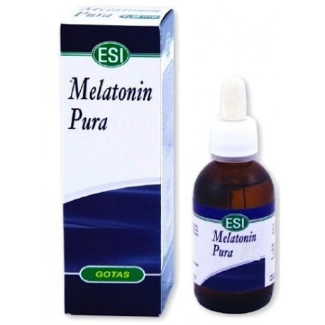 Melatonina pura 1.9 mg gotas 50 ml ESI
