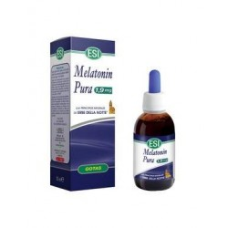 Melatonina pura 1.9 mg + Hierbas 50 ml ESI