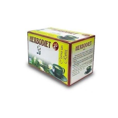 Herbodiet Como Un Reloj 20 Filtros Nova Diet