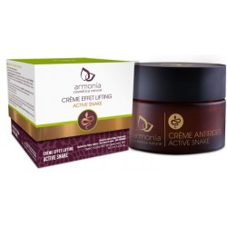 Crema facial efecto lifting ACTIVE SNAKE 50 ml Armonia