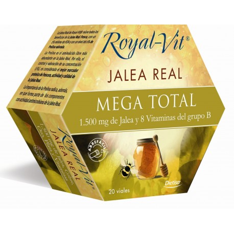 Royal-Vit Mega Total Viales Dietisa