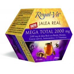 Royal-Vit Mega Total 2000 Viales Dietisa