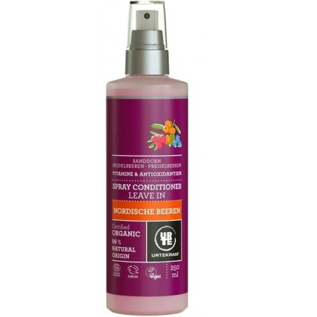 Spray     Acondicionador   Frutos   Nórdicos    250   ml   Urtekram