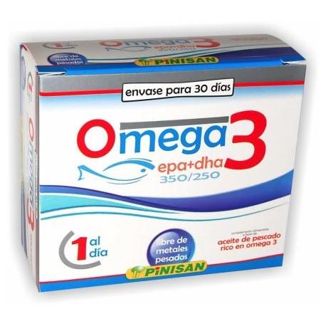Omega 3 epa+dha  30 Perlas  Pinisan