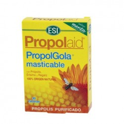Propolaid propolgola masticable 30 tabletas