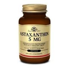 Astaxantina 5 mg     30 Cápsulas    Solgar