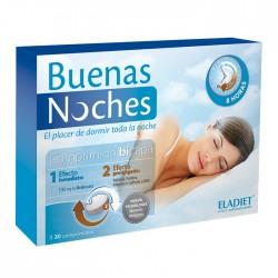Buenas Noches 30 comprimidos bicapa Eladiet