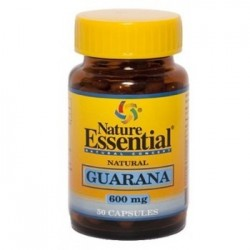 GUARANA  60CAP   600MG   NATURE ESSENTIAL