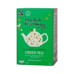 GREEN TEA (TÉ VERDE) 20 FILTROS ENGLISH TEA SHOP