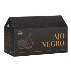 Ajo Negro 2 cabezas Black Allium