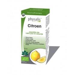 Aceite Esencial Limón 30ML PHYSALIS