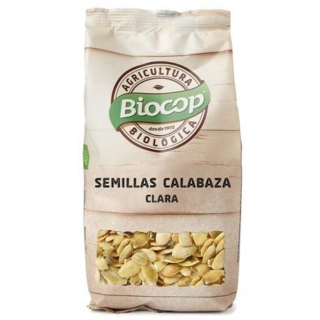 SEMILLAS CALABAZA CLARAS ECO 500 GR BIOCOP