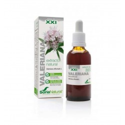 Valeriana extracto natural de Soria Natural