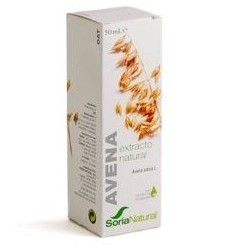 EXTRACTO DE AVENA 50 ML SORIA NATURAL