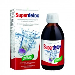 SUPERDETOX 240ML SANTIVERI