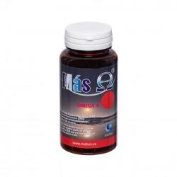 Más omega 90 perlas 650 mg Mahen
