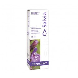 Salvia Extracto 50 ml Eladiet