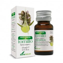 ACEITE ESENCIAL DE TOMILLO 15 ML SORIA NATURAL