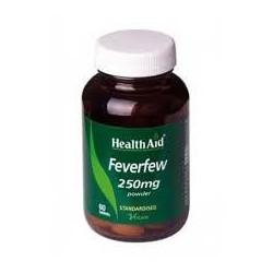 FEVERFEW (MATRICARIA) 250 MG 60 COMPRIMIDOS HEALTH AID