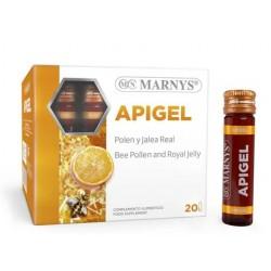 ¡OFERTA! APIGEL 20 VIALES X 10 ML MARNYS -