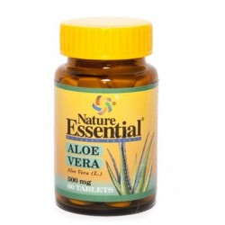 Aloe Vera 60 comprimidos de 500 mg de Nature Essential
