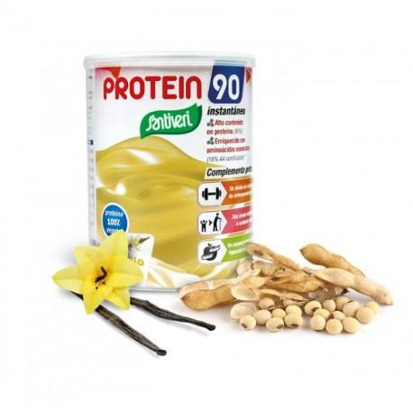 Protein 90 sabor cacao de Santiveri