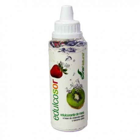 Edulcosor 100 ml de Soria Natural