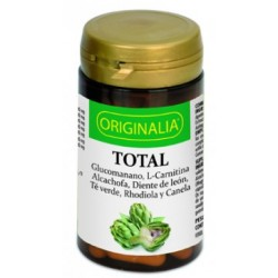 Total Originalia 60 Cápsulas Integralia