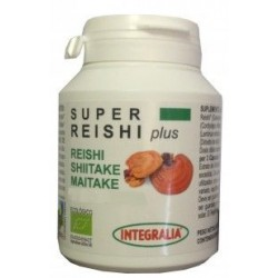 Super Reishi plus  90 Cápsulas Integralia