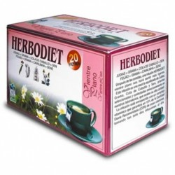 Herbodiet  Eficacia Renal  20 Filtros  Nova Diet