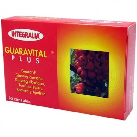 Guaravital Plus 60 cápsulas