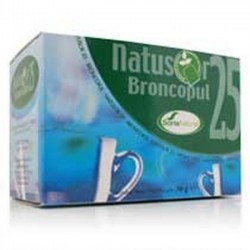 Natusor 25 Broncopul 20 Filtros Soria Natural