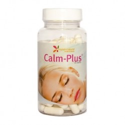 Calm-Plus 90 cápsulas 596 mg Mundo Natural