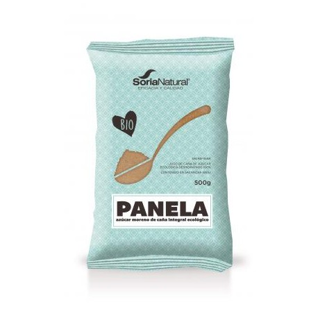 Panela eco 500 gr Soria Natural