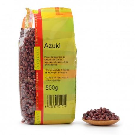 Azuki ecológico 500 gr Biospirit