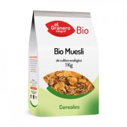 Muesli Bio 1 kg El Granero Integral