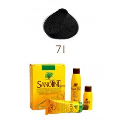 Sanotint light nº 71 Negro 125 ml Santiveri